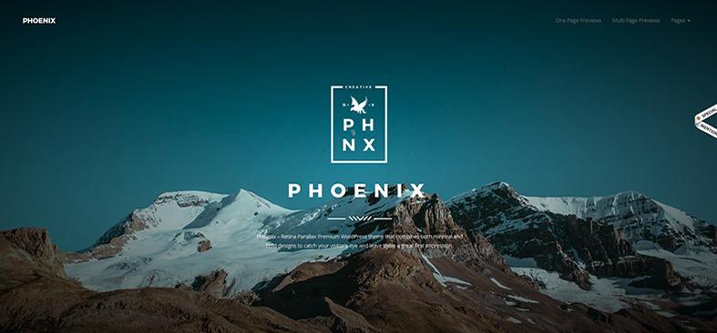Phoenix Theme