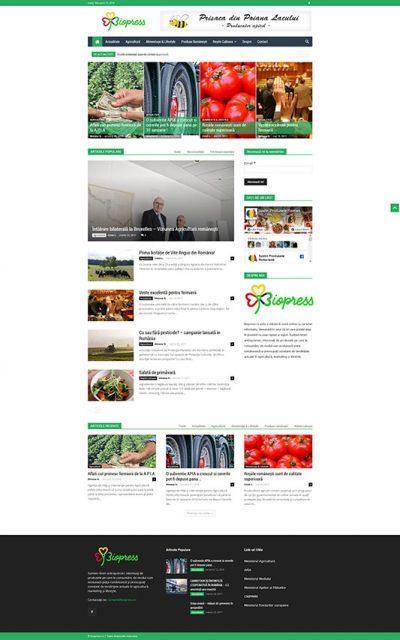 BioPress Homepage