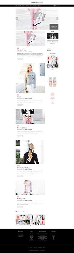 TheDarlingPetiteDiva Homepage