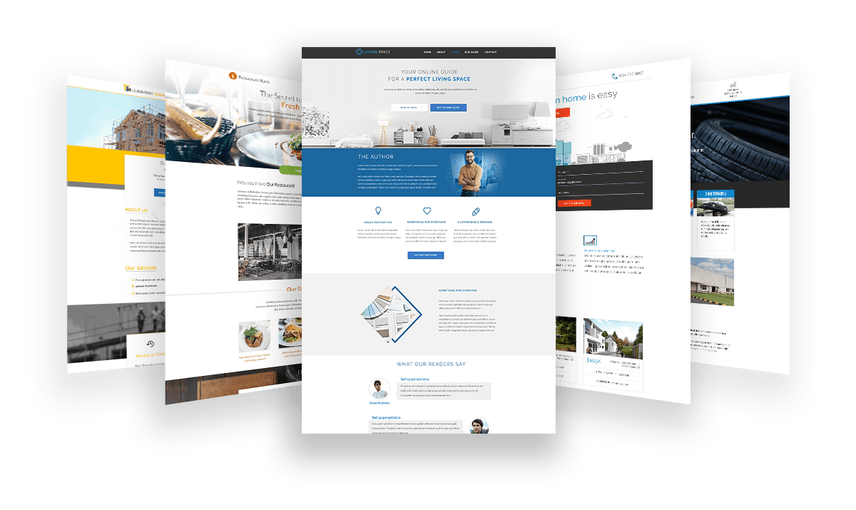 Thrive Architect themes