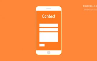 contact form responsive