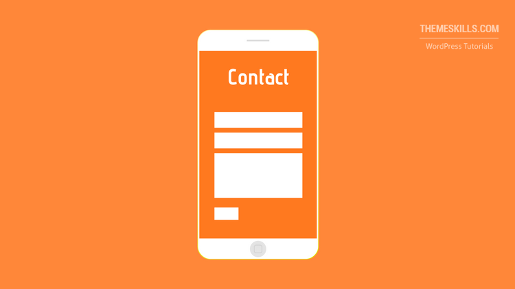 How to Make Contact Form 7 Full Width and Responsive