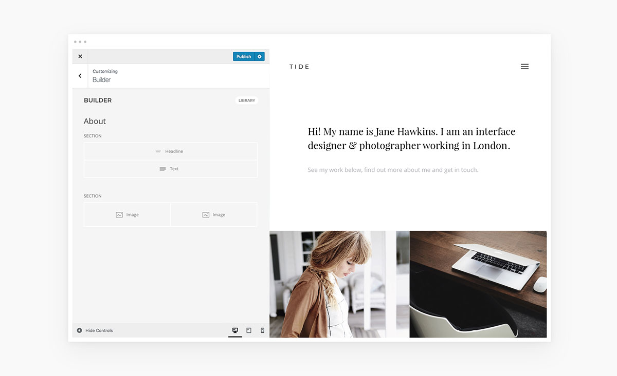 yootheme pro page builder