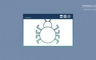 website bug