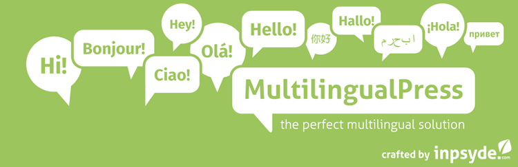 multilingualpress wordpress translation plugin