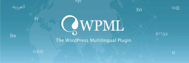 wpml wordpress translation plugin