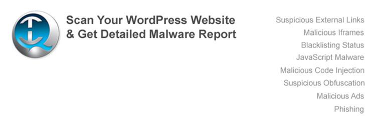 quterra web malware scanner plugin