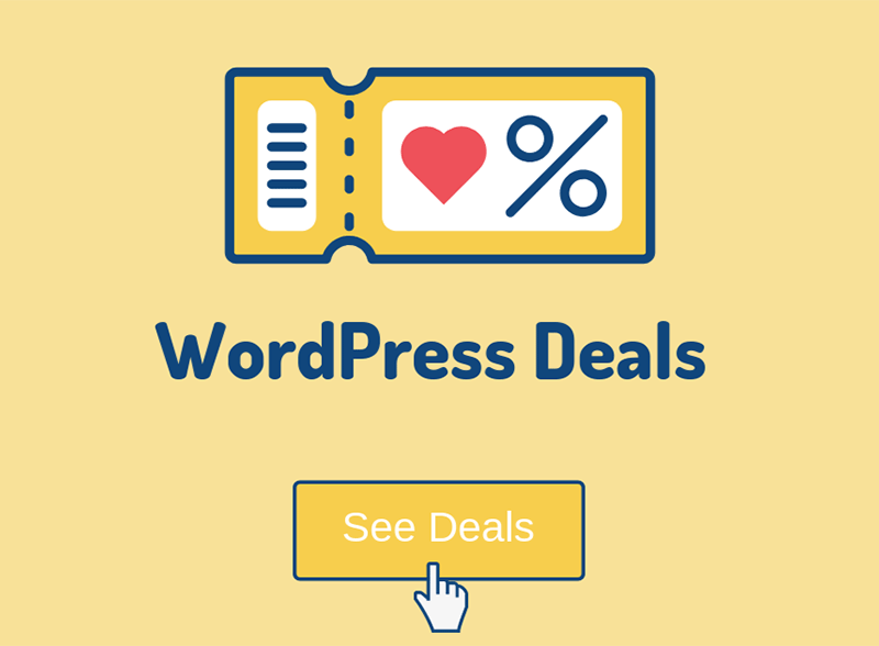 wordpress deals