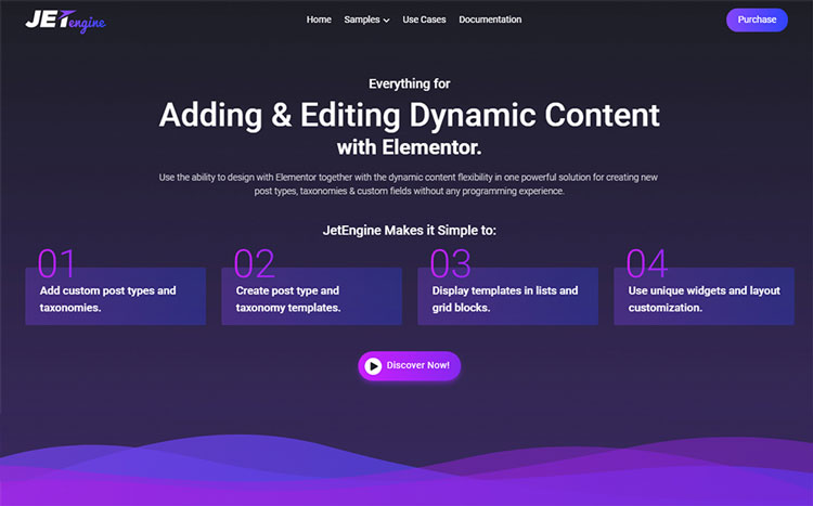 jetengine wordpress elementor add-on
