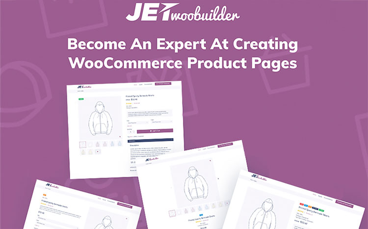 jetwoobuilder wordpress elementor add-on