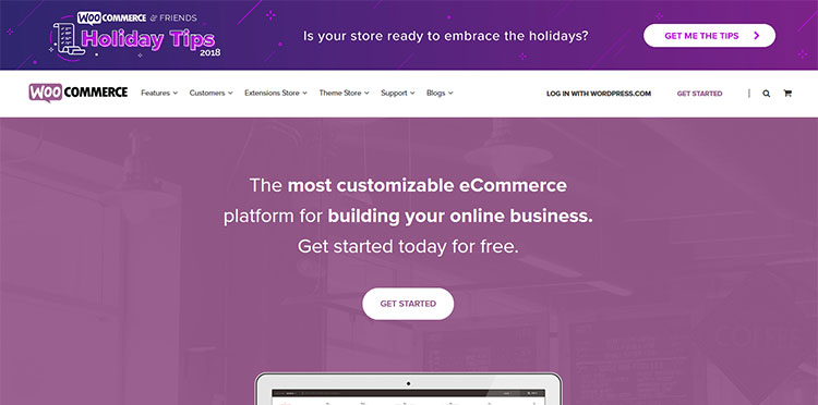 woocommerce ecommerce wordpress plugin