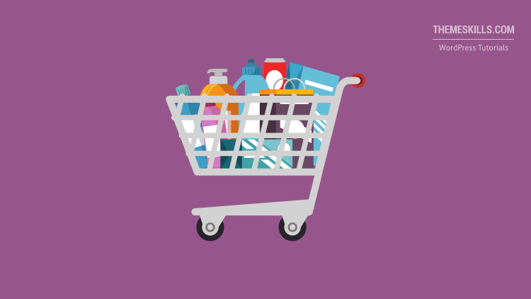 shopping cart products
