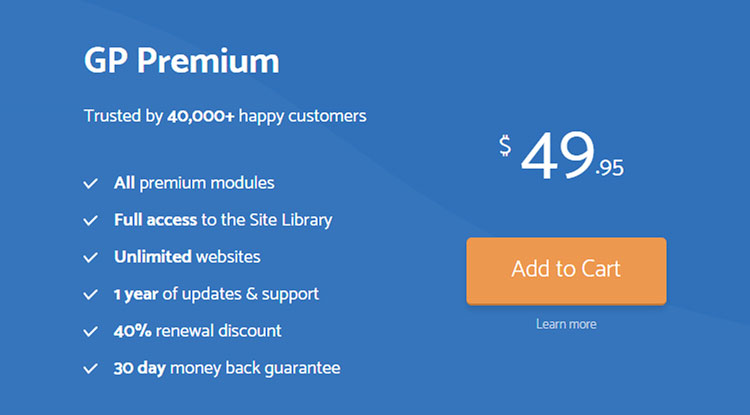 generatepress premium price