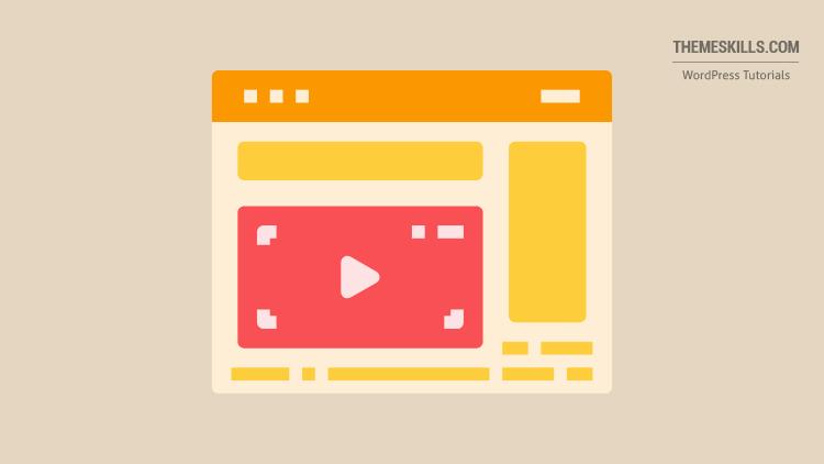 website video