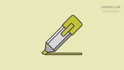 horizontal add line highlighter pen