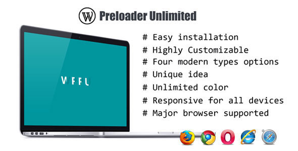 wordpress preloader unlimited plugin