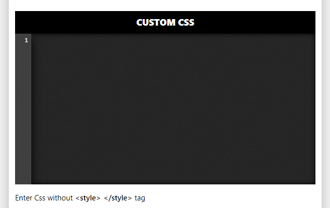 coutner number plugin css box